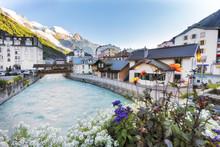 The Village Of Chamonix, Franc...