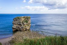 View Of Marsden Rock And Marsd...