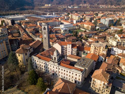 Borgosesia, Vercelli, Italia Tapéta, Fotótapéta