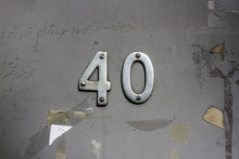 House Number Forty An A Run Do...
