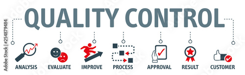 Photo Quality Control Concept - Vector Illustration