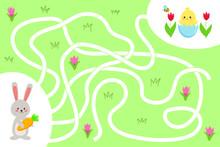 Maze Game For Preschool Kids. ...