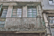 Old Abandoned House At Central...