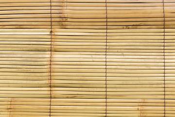 Tekstura durty bambusowej zasłony.