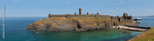 Cuadros en Lienzo Peel Castle, Isle of Man, British isles
