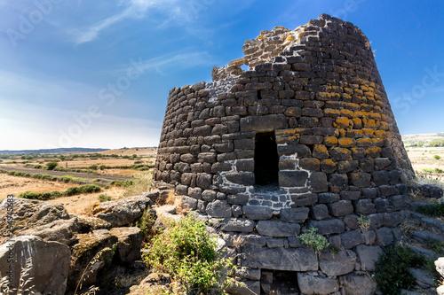 Nuraghe Oes Giave - Sardegna Fototapet