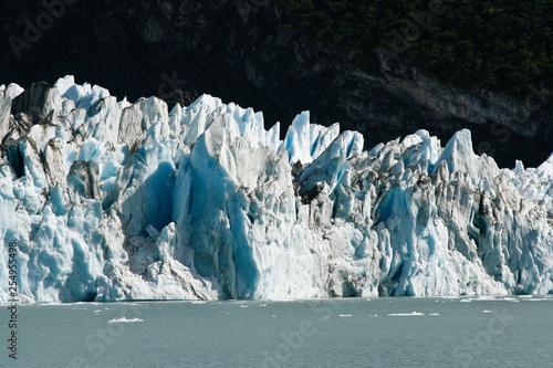 Printed kitchen splashbacks Glaciers The Perito Moreno Glacier is a glacier located in the Los Glaciares National Park in Santa Cruz Province, Argentina.