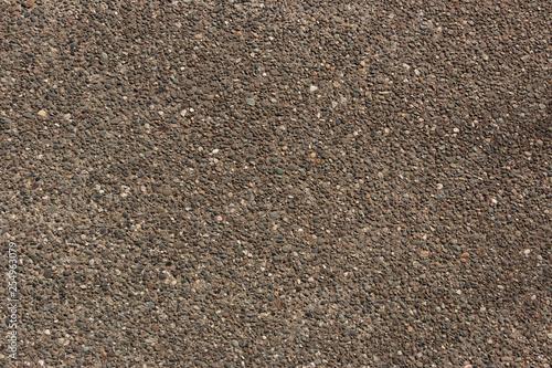 Photo Exposed aggregate concrete texture