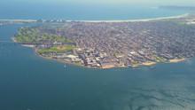 Coronado Island Aerial From Sa...