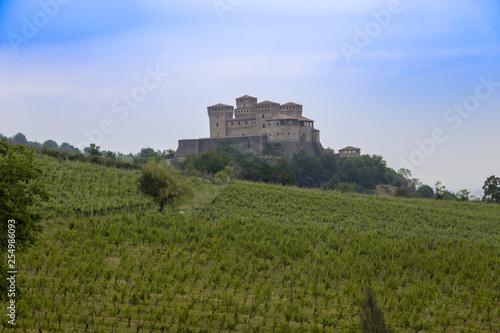 Foto  castello di torrechiara