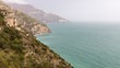 Mountains and sea of Italy