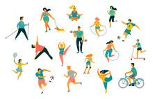World Health Day. Vector Illus...