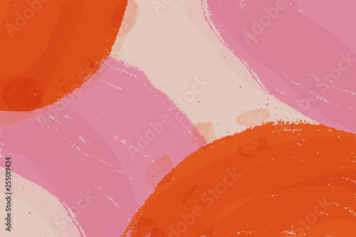 Abstract pattern design with organic shapes. Colorful background design.