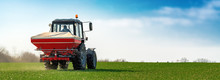 Agricultural Tractor Fertilizi...