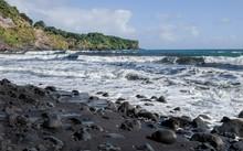 Black Sand Beach:  A Rolling, ...