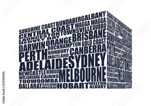 Fotografía  Australian cities
