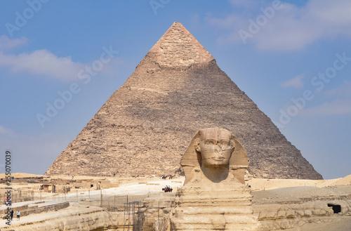 Tuinposter Egypte Great Pyramid of Giza