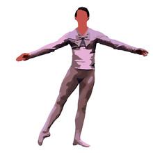 バレエ 男性