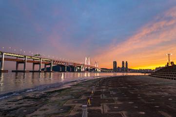 Gwangali Bridge, Seoul