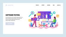 Vector Web Site Design Templat...