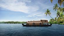 Kerala House Boat-Image