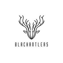 Deer Head Logo Design