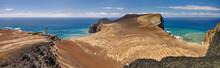 Old Lighthouse Of Ponta Dos Capelinhos (Faial Island, Azores) - Panoramic View