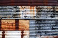 Corrugated Sheet Iron