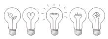 Light Bulb Concepts