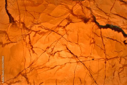 Real natural  Onyx Ambra   texture pattern. Wallpaper Mural