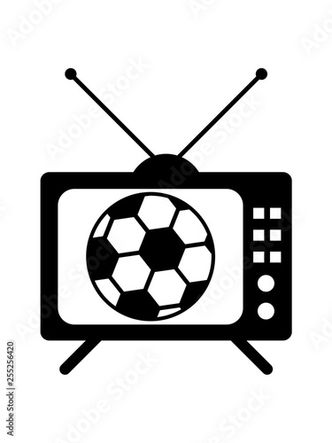 Sport Fussball Fernseher Spielen Verein Team Fan Tv