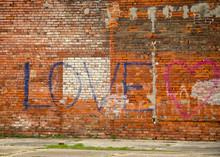 Brick Wall Love