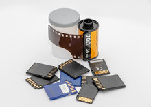 Photography Film And  Containe...