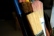 Flachpinsel für Malerarbeiten