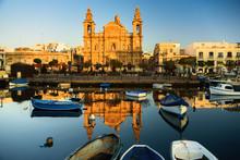 Msida Parish Church, Malta