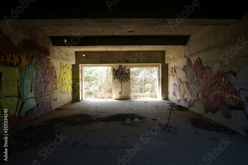 Fotografie, Obraz  廃墟