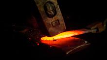 MACRO, DOF: Metalworker Forgin...