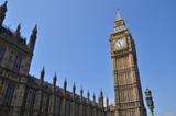 Fototapeta Fototapeta Londyn - Big Ben - Londyn, Wielka Brytania