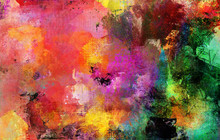 Abstrakt Bunt Farben Texturen