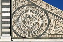 Detail From Facade Of Santa Ma...