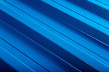 Sheet Metal Profile Type, Modern Material For The Roof Of Houses.