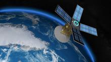 étude De La Fonte Des Glaces Par Un Satellite D'observation