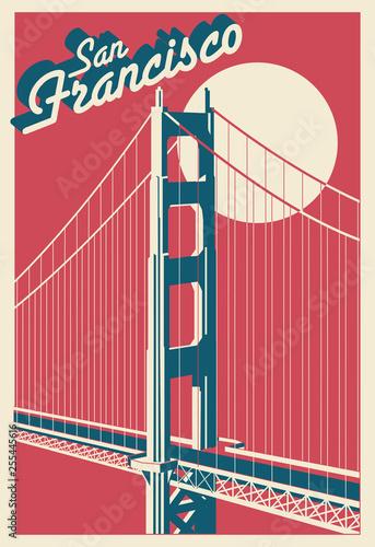 Платно San Francisco  postcard