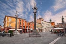 Ravenna, Emilia-Romagna, Italy...
