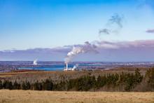 Coal Power Plant Pictou County Nova Scotia