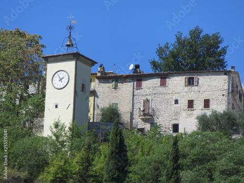 Fotografie, Obraz  Paesaggio rurale