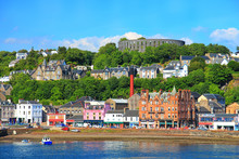 Oban, The Town In Scotland