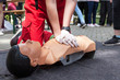 CPR - Cardiopulmonary resuscitation and first aid class