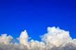 Leinwandbild Motiv 空 雲
