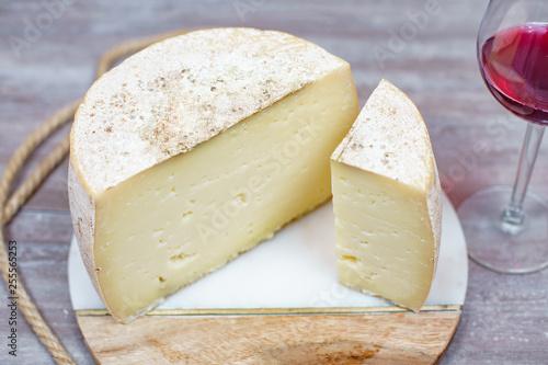 Printed kitchen splashbacks Dairy products cheese
